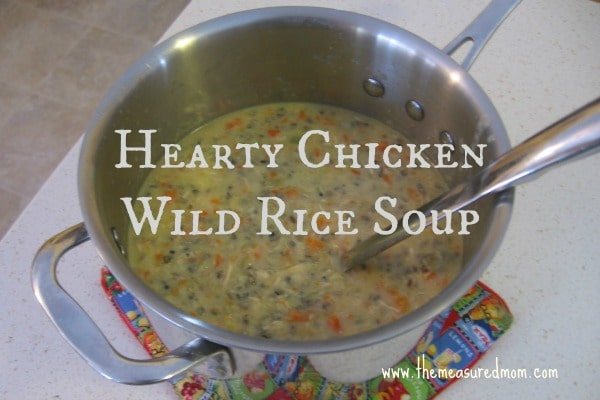 this healthy comforting soup is a favorite for my husband and me and ...
