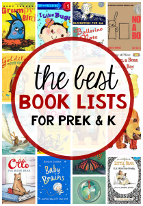 The best book lists for early childhood