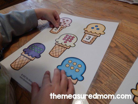ice cream game 1
