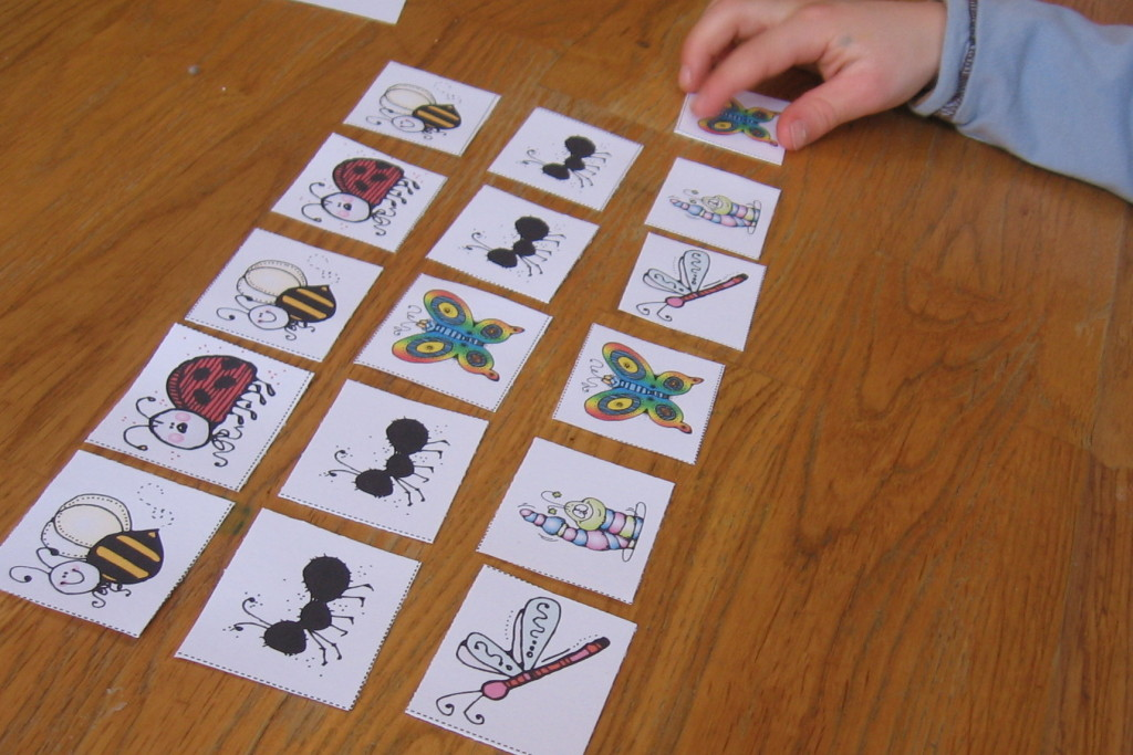 insect patterns 1024x683 Hands on Math for Preschool: The Letter I