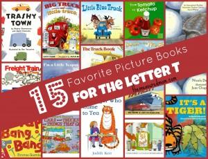 Books for Letter T