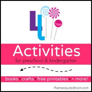 Letter L Activities the measured mom1 300x300 11 Crafts for Preschool: The Letter L