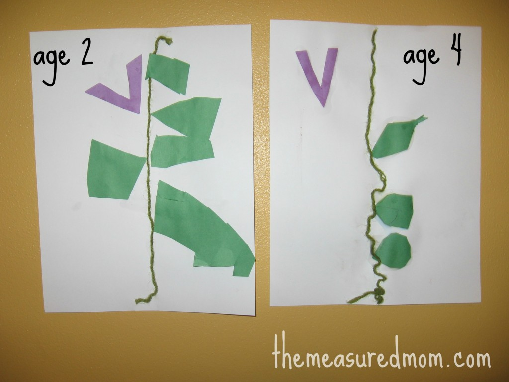 Letter V craft 4 the measured mom 1024x768 8 Crafts for Letter V