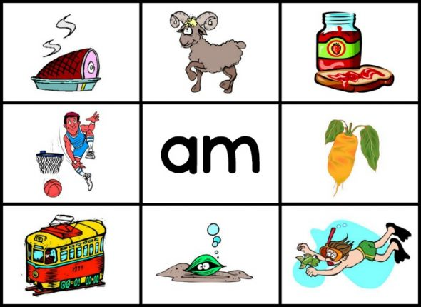 Print these free short a word family mats -- then laminate them and attach velcro dots. Use Read 'n Stick mats for your beginning reader.