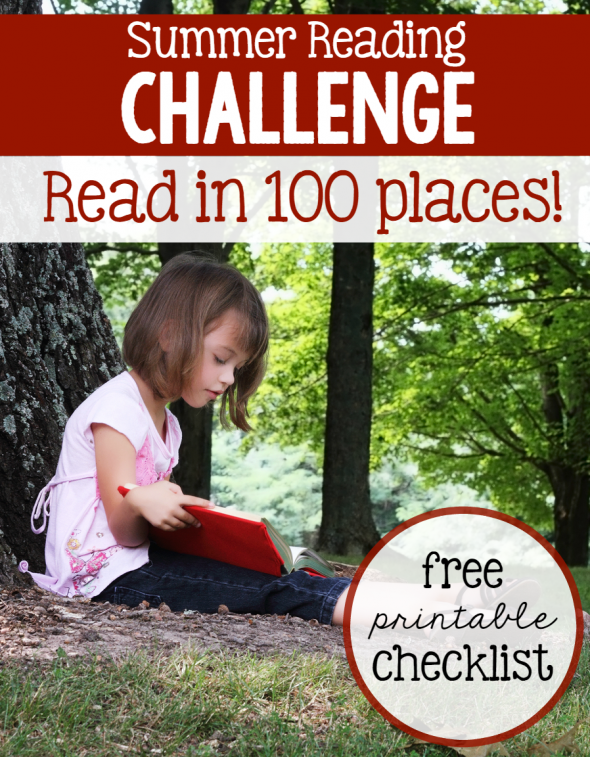 summer reading challenge read in 100 places