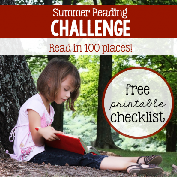 summer reading challenge read in 100 places square image