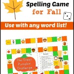 free fall spelling game the measured mom 150x150 Free winter spelling activity   a game for any word list! (grades 1 3)