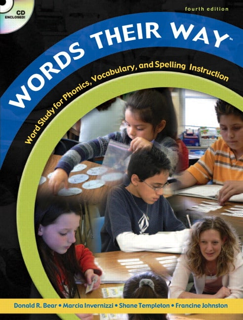 words their way A Better Way to Teach Spelling (Word Study, part 1)