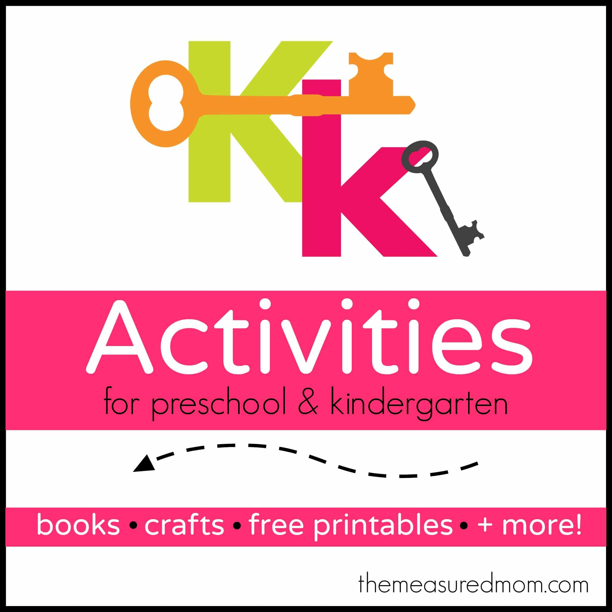 Letter K Activities the measured mom Rhymes for Letter K: Free printable mini book