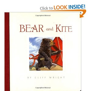 bear and kite