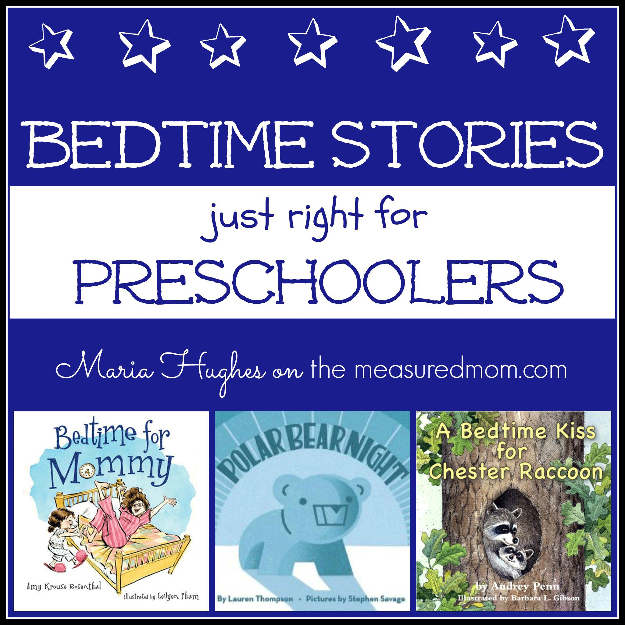 5 bedtime stories for preschoolers the measured mom. Black Bedroom Furniture Sets. Home Design Ideas