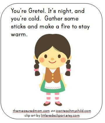 gretel - i can teach my child