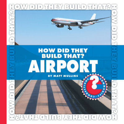 how did they build that airport