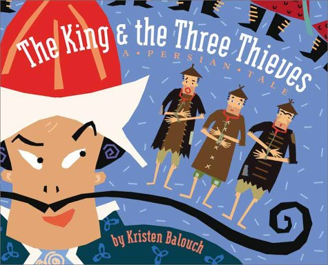 king and three thieves