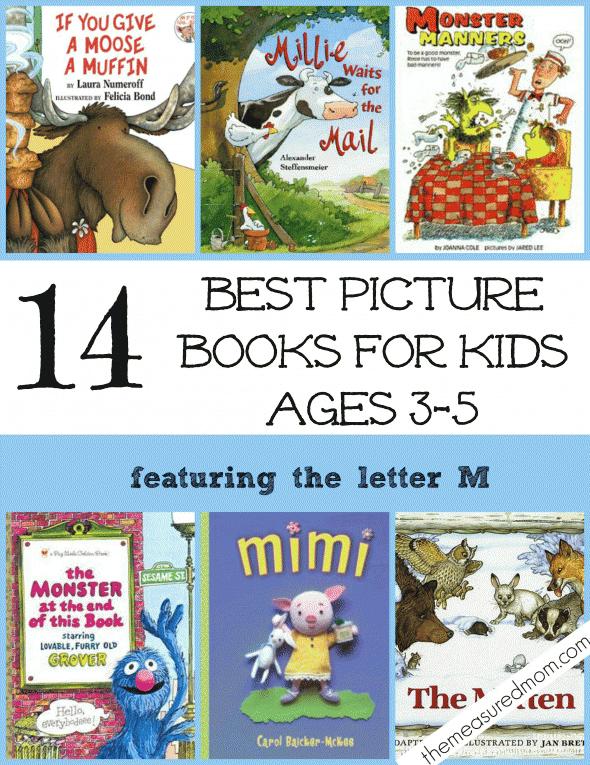 best picture books - Popular Kindergarten Books