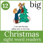christmas sight word readers 150x150 Free Printables