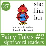 fairy tale emergent readers gallery image