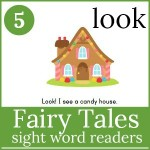 fairy tales sight word readers 150x150 Free Printables