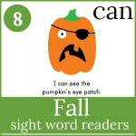 fall sight word readers 150x150 Free Printables