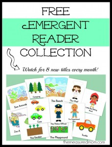 free emergent reader collection