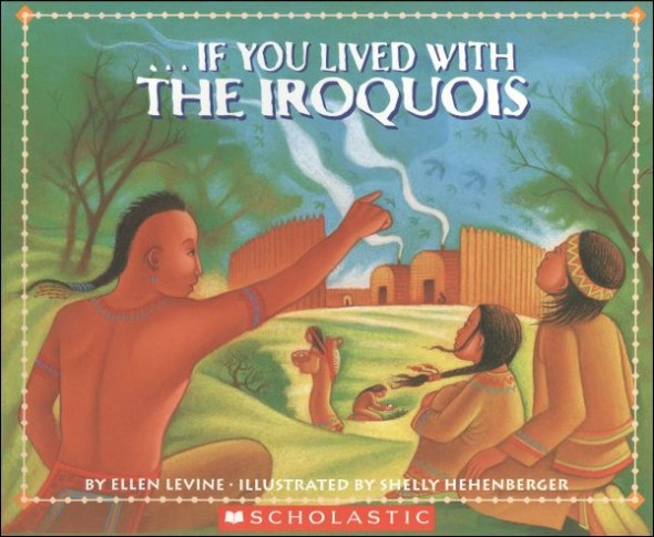 iroquois 590x485 Teach kids about history   even preschoolers can learn!