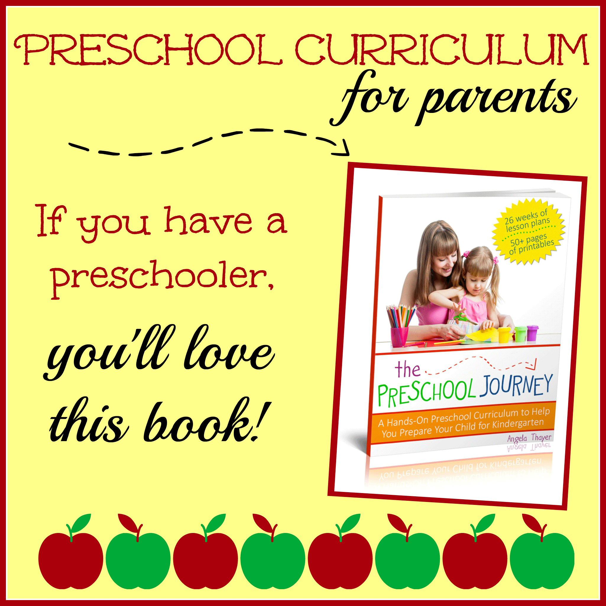 preschool curriculum program a preschool curriculum for home the preschool journey 473