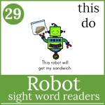 robot readers for page