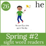spring emergent readers gallery image