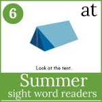 summer sight word readers 150x150 Free Printables