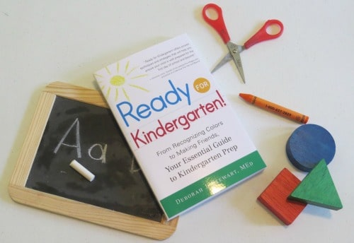 Ready for Kindergarten book How to teach journal writing in preschool