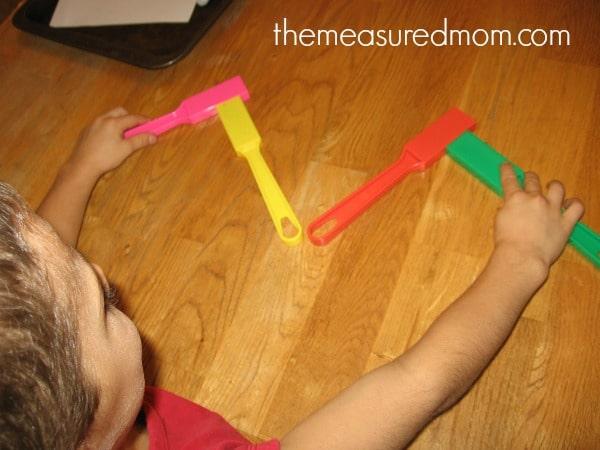 fun handwriting practice for preschoolers (4) - the measured mom