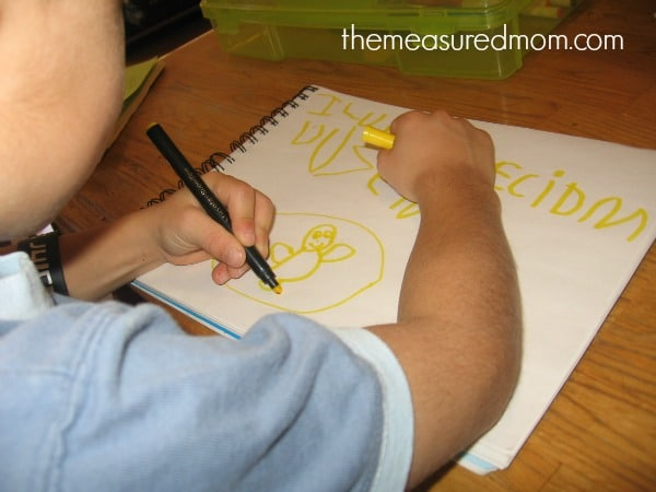 journal writing in preschool 7 the measured mom How to teach journal writing in preschool