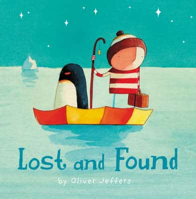 LostAndFound OliverJeffers A Giant List of Books about Friendship