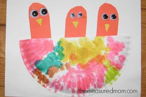 Letter N Crafts Preschoolers on Preschool Number Craft Ideas