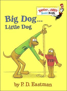big dog and little dog A Giant List of Books about Friendship