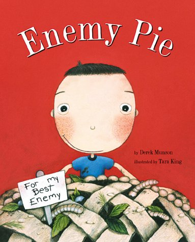 enemy pie1 A Giant List of Books about Friendship