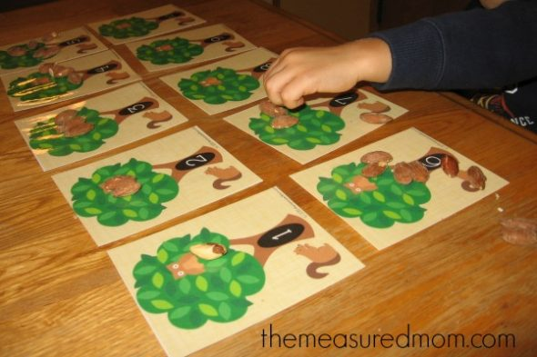 Fall Math Activities (for preschool u0026 kindergarten) - The ...