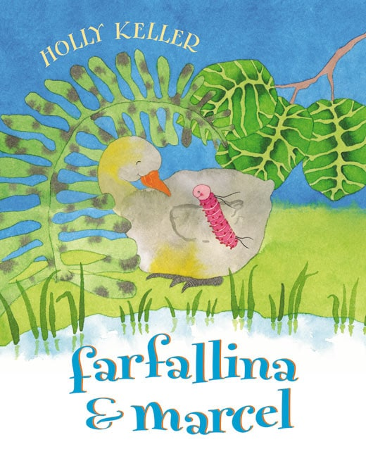 farfellina A Giant List of Books about Friendship