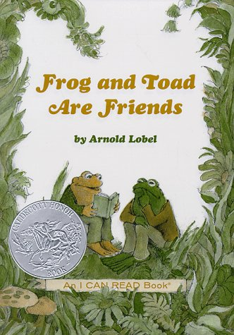 frog and toad A Giant List of Books about Friendship