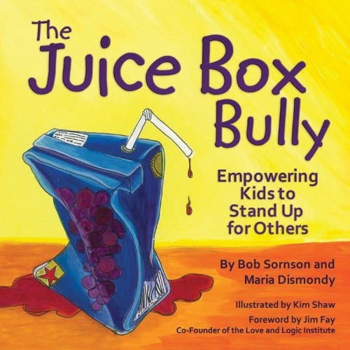 juice box bully A Giant List of Books about Friendship
