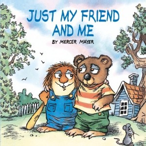just my friend and me A Giant List of Books about Friendship