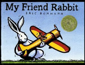 my friend rabbit A Giant List of Books about Friendship