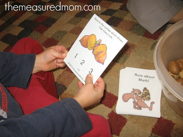 ways to make math fun for kids, fall math game printable
