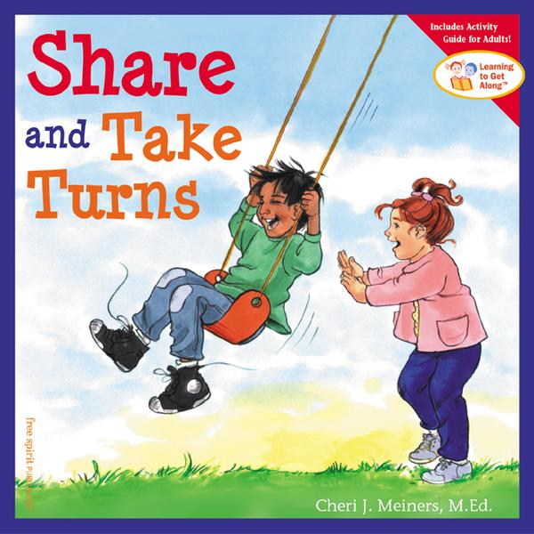 share and take turns1 A Giant List of Books about Friendship
