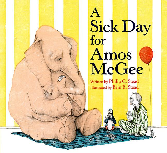 sick day for amos A Giant List of Books about Friendship