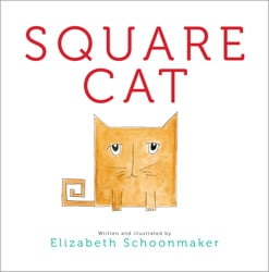square cat A Giant List of Books about Friendship