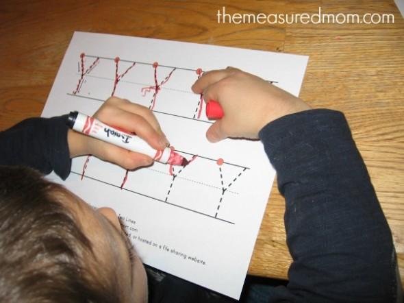 Make Y (11) - the measured mom