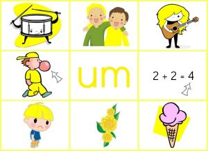 UM word family mat reduced size 300x219 Word Family Activities for Short u (final set of short vowel Read n Stick!)