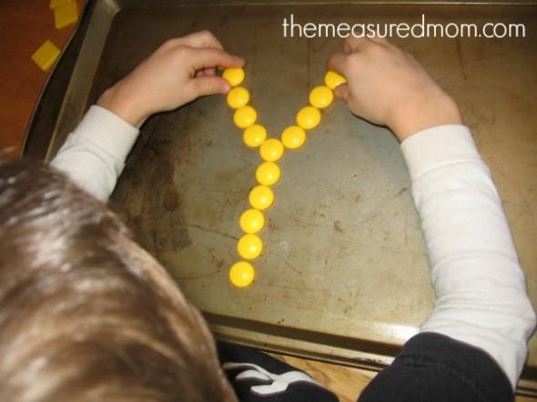 make Y (9) - the measured mom