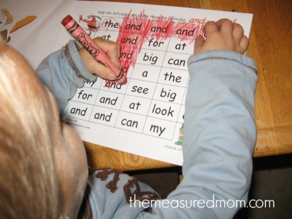 winter emergent readers 7 the measured mom 590x442 Free Winter Emergent Readers! (sight word readers, set 13)